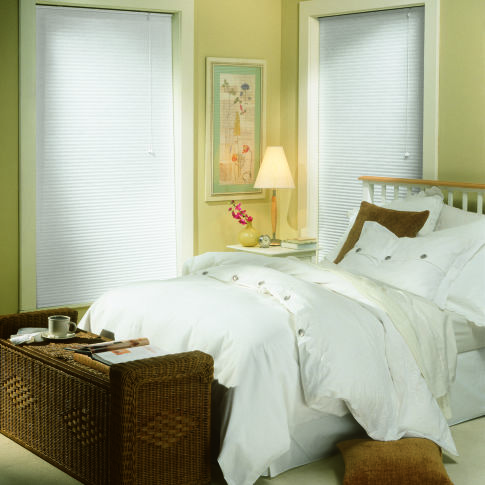 Bali Essentials Blackout Cellular Shades Room Setting