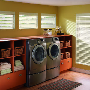 "Bali 2"" Composite Blinds Room Setting"