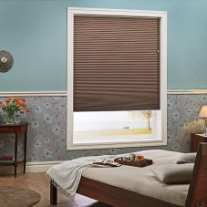 BlindSaver Advantage Double Cell Blackout Shades room scene