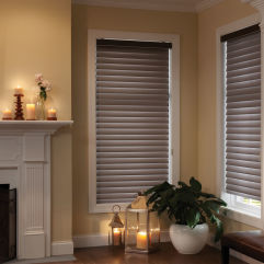 "BlindSaver Advantage 3"" Room Darkening Window Shadings room scene"