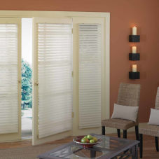 "BlindSaver Premium 2"" Room Darkening DoorStyle Shadings"