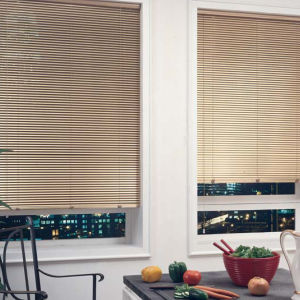 "BlindSaver Commercial 1"" Mini Blinds Room Setting"