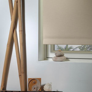 BlindSaver Basics Roller Shades  Room Setting