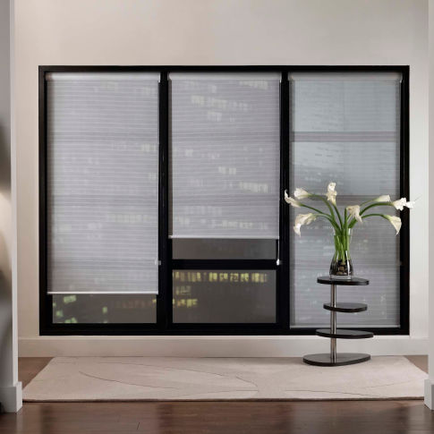 BlindSaver Basics Solar Screens Room Setting