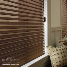 "Good Housekeeping Sheer Horizontal 3"" Window Shadings"