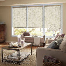 Good Housekeeping Roller Shades  room scene