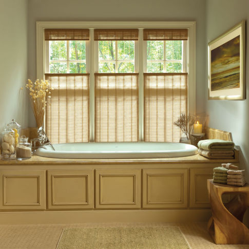 Levolor Natural Shades Room Setting
