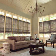 Levolor Natural Shades room scene