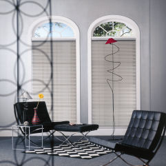 "M&B Premium 1"" Aluminum Blinds room scene"