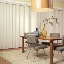 M&B Vinyl Vertical Blinds