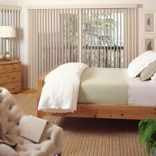 M&B Fabric Vertical Blinds