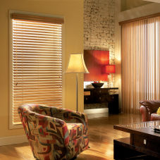 "allen roth 2"" Faux Wood Blinds"