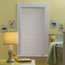 BlindSaver Basics Blackout Cellular Shades room scene