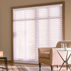 "BlindSaver Advantage 2-1/2"" Light Filtering Sheer Shadings"