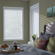 "BlindSaver Advantage 2-1/2"" Room Darkening Sheer Shadings"