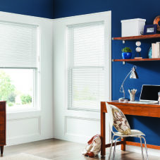 BlindSaver Advantage Premium Mini Blinds room scene