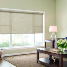 BlindSaver Advantage Solar Shades room scene