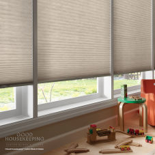 Good Housekeeping Light Filtering Double Cell Shades