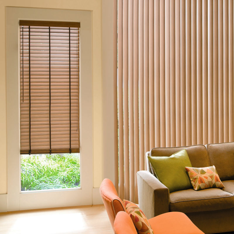 Levolor Visions 2 Faux Wood Blinds
