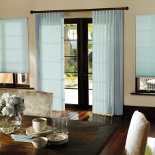 Levolor Perceptions Soft Vertical Shades