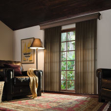 Shop Custom Patio Door Blinds Shades At Lowes Custom Blinds - Blinds patio
