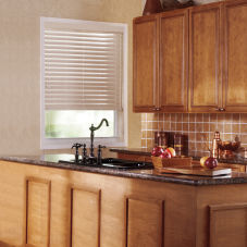 "Levolor 2-1/2"" Textured Blinds"